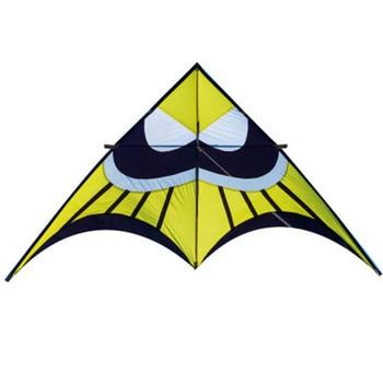 Nuovo Arrivo 2.8 m aquilone pipistrello con 30 m lunga Coda facile Volare Divertimento All'aria Aperta Sport Giocattoli Per Bambini Regalo di alta qualità