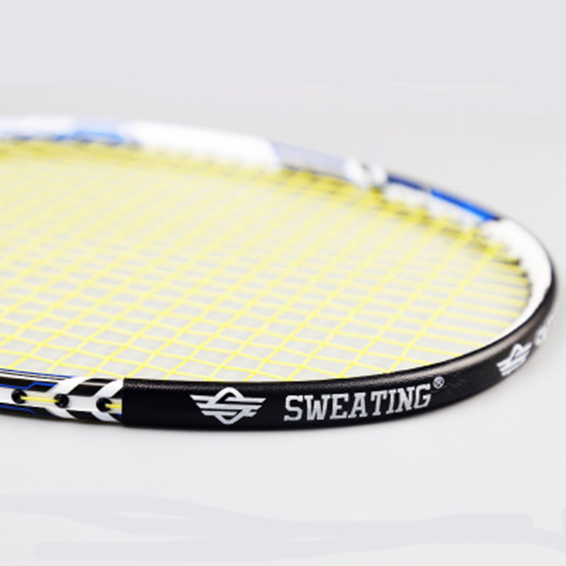 Reliable Racquet Frame Protection Sticker Tennis Racket Head Protective Tape