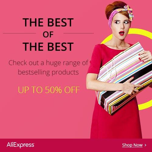 AliExpress the best