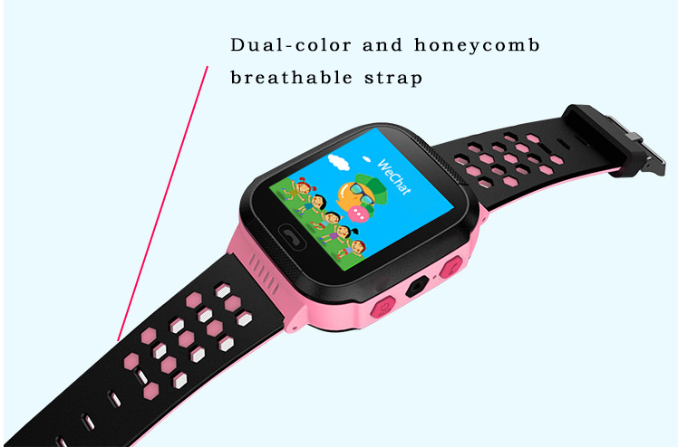 MOCRUX Q527 Smart watch Children Kid Wristwatch SOS GSM Locator Tracker Anti-Lost Safe Smartwatch Child Guard for iOS Android (18)