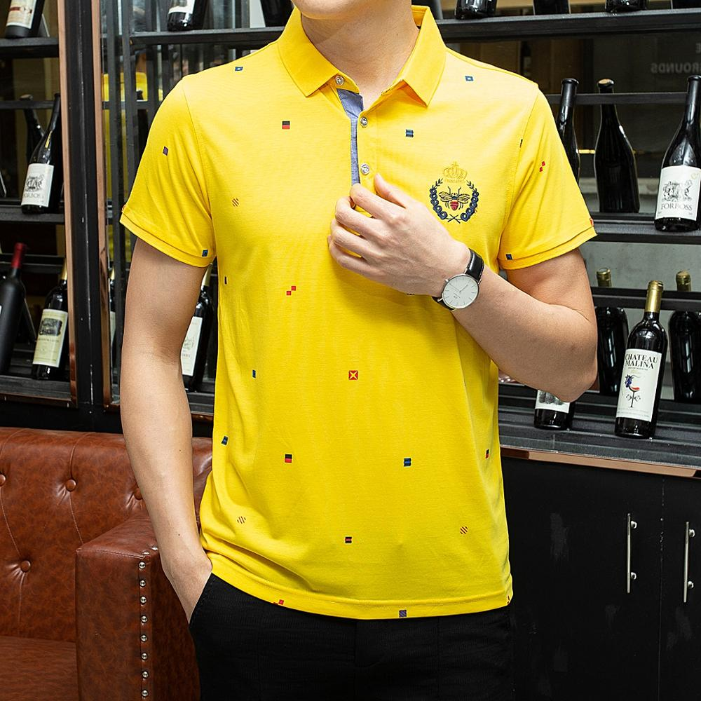 polos   para hombre 2019   polo   shirt men homme camisa summer short sleeve fashion casual homme camisa breathable plus size clothes