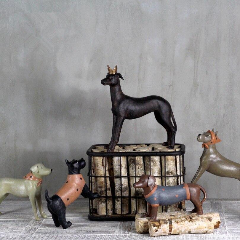 Kreativni jastuk Smola slatka štenad boje obojene naočale pas / - Kućni dekor - Foto 2