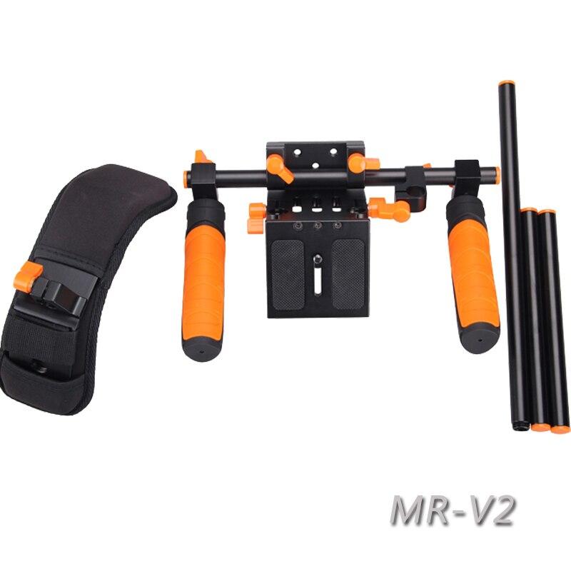 Hot Dslr Rig Rigs Video Shoulder Camera Mount Support