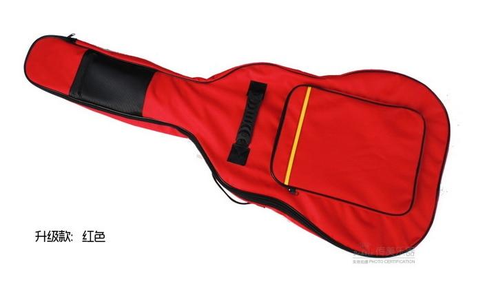Ballad 40 41 Inch waterproof guitar bag high grade Wood Increase Cotton Both Shoulders guitar Case