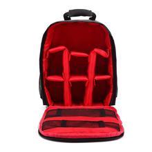 Анти-царапина камера рюкзак видео цифровой DSLR сумка Спорт на открытом воздухе нейлоновая водостойкая камера фото сумка для Nikon/для Canon/DSLR