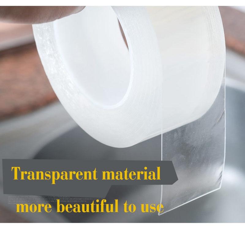 Кухонная раковина Водонепроницаемая плесень сильная самоклеящаяся прозрачная лента ванная комната туалет щелевая полоса самоклеящаяся вода для бассейна
