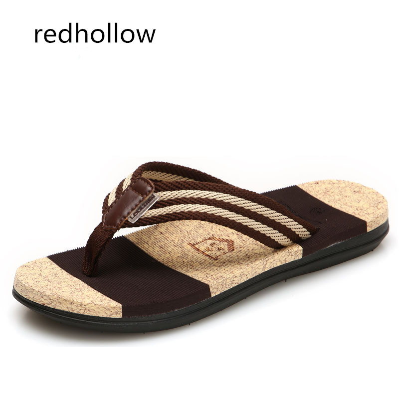Man Slippers Summer Beach Flip Flops Slippers Couple Shoes Slip On Flats EVA Sandals Men Casual Shoes Men Home Slippers