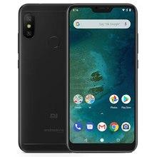 "Global Version Xiaomi Mi A2 Lite 4GB RAM 64GB ROM SmartPhone Snapdragon 625 Octa Core Dual Camera 5.84"" Full Screen(China)"