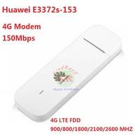 Unlocked Huawei E3372 E3372s 153 4G LTE USB Dongle USB Stick Datacard Mobile Broadband USB Modems