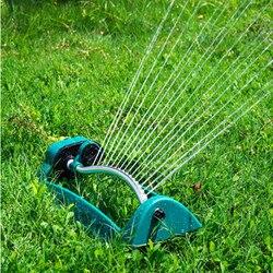 Oscilante aspersores riego aerosol ajustable manguera aspersores Riego Jardín riego P115