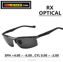 Optical Sunglasses with MR-8 1.61 Index Polarized Lenses Prescription RX KD-112 Series