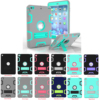 Coosybo For Ipad Mini 3 Case Armor Box Three Layer Heavy Duty Rugged Hybrid Protective With