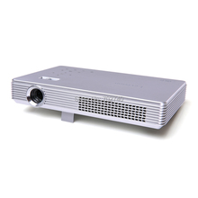New DLP 4K Electronic Zoom High Brightness 7100Lumens Full HD 1080P Home Theater 1080P 3D Video WiFi Android 4.4 LED Projector