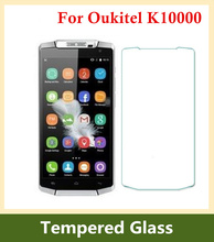 Oukitel K10000 Tempered Glass 100% New Screen Protector Explosion-proof Film Phone Case For Oukitel K10000 Smartphone Free Ship