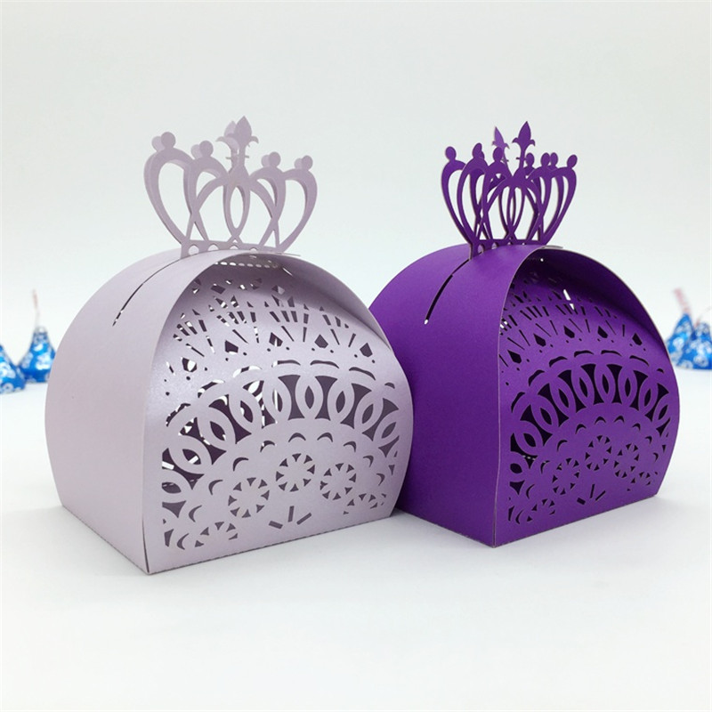 Crown Laser Vine Flower Gift Candy Boxes Souvenirs Wedding Invitations Party Favors Box Party Decorations Ideas regalos de boda-in Gift Bags u0026 Wrapping ... & Crown Laser Vine Flower Gift Candy Boxes Souvenirs Wedding ... Aboutintivar.Com