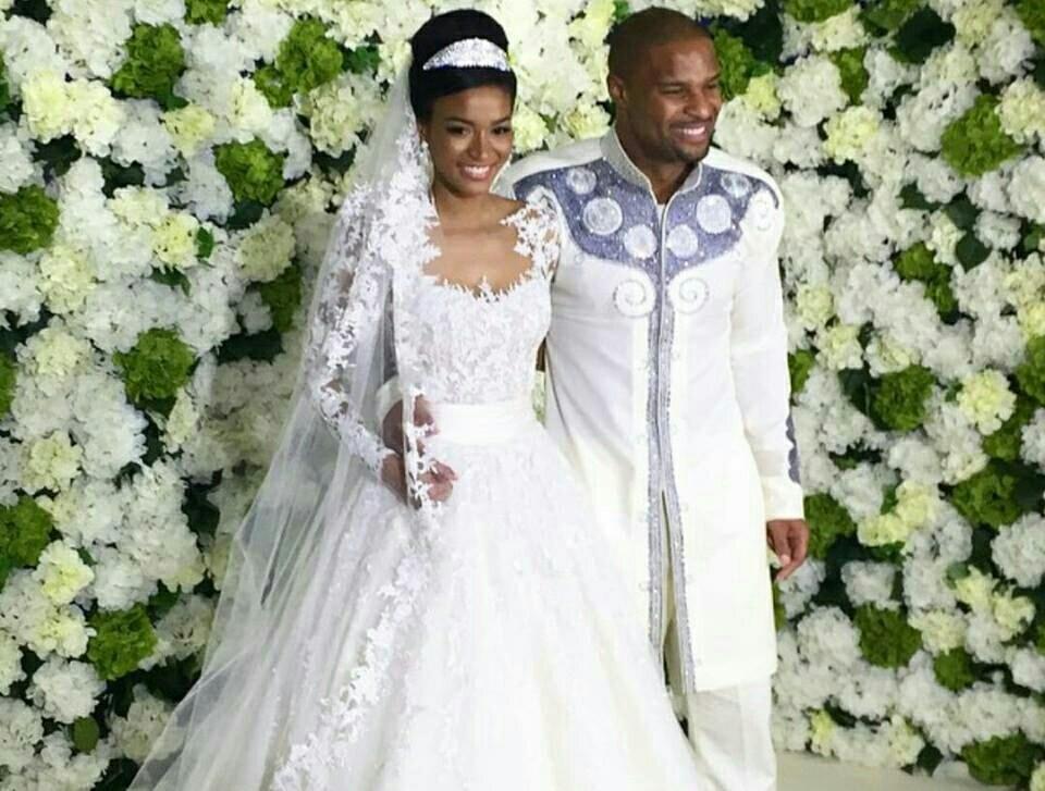 Brazil Vintage Lace Long Sleeve Wedding Dress Real Bride