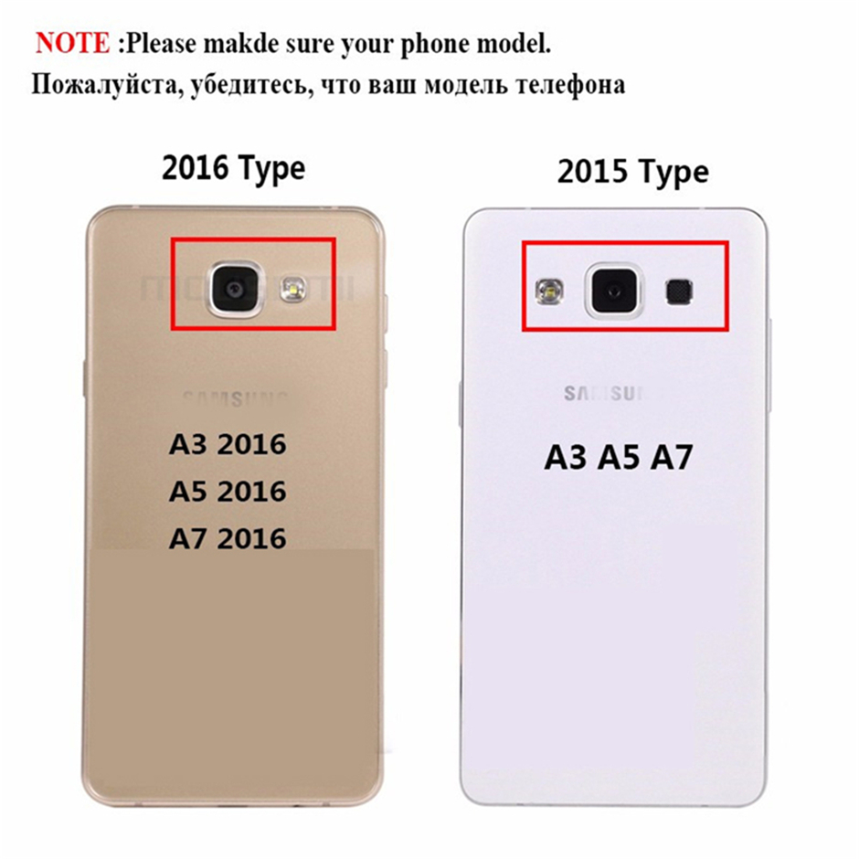 Litchi Grain Phone Cases For Samsung Galaxy A3 A5 A7 2016 Case Luxury Plating Frame TPU Covers For Samsung A310 A510 A710 Case (8)