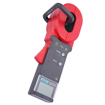 (Guangzhou iridium) clamp ETCR2000+ grounding resistance tester gated guangzhou