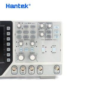 Image 3 - Hantek公式DSO4072C 2 チャンネルデジタルオシロスコープ 1 チャンネル任意/機能波形発生器 70 mhz診断ツール