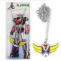 UFO Robot Grendizer Metal Pendant Necklace Chain XLJGZS006