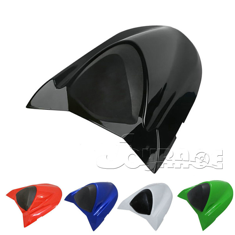 Motorcycle Rear Seat Cover Tail Cowl Fairing for Kawasaki Ninja ZX10R ZX-10R 2004-2005 for honda cbr500r 2013 2014 motorbike seat cover cbr 500 r brand new motorcycle orange fairing rear sear cowl cover