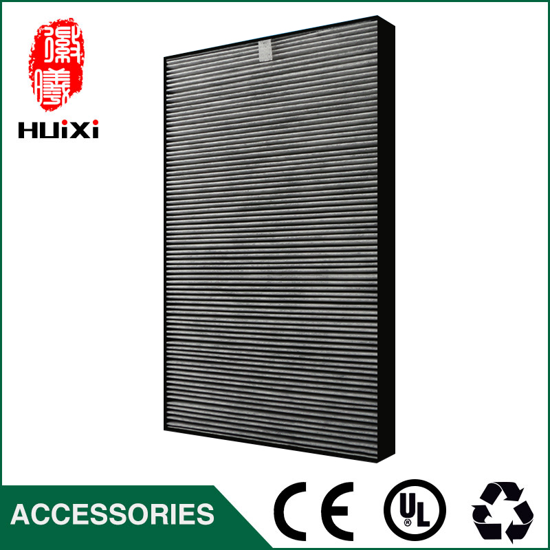 The FZ-Y180SFS highly efficient HEPA dust filter cleaner parts, high efficient composite air purifier parts KC-Y180SW FU-Y180SW