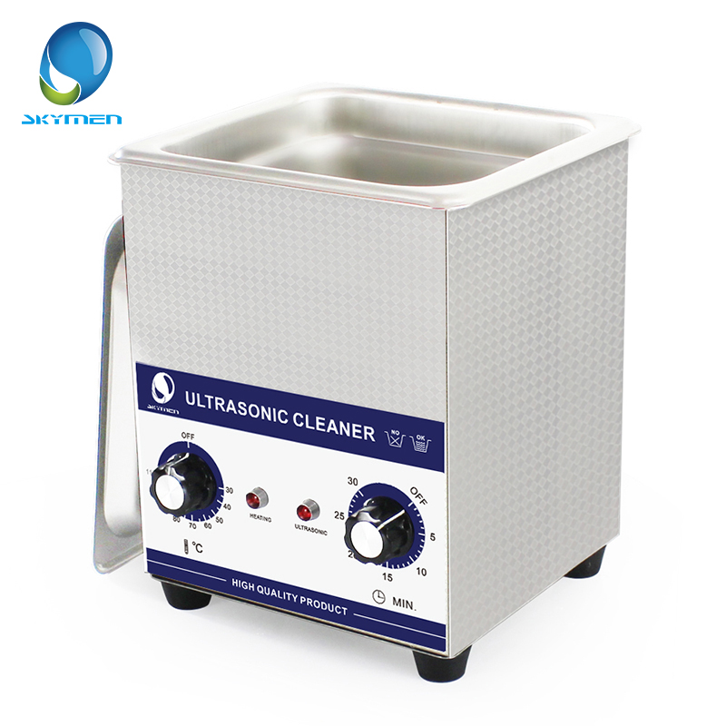 SKYMEN Stainless Steel Ultrasonic Cleaner Bath 2L/3.2L/4.5L/6L/10L/15L/22L/30L 60W 40kHz