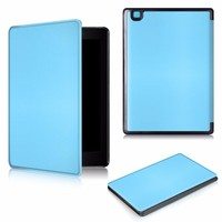 Hot Ultra Slim PU Leather Cover Case For Kobo Aura One 7 8 Inch EBooks Smart