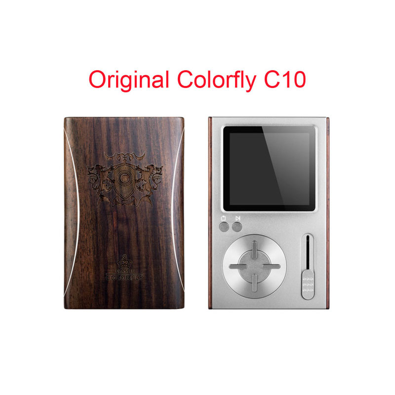 100 ORIGINAL Colorfly C10 CS4398 DAC 32GB 32 bit 192KHz Lossless Pocket Audio HIFI Music font