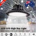 DLC 240W ufo led hohe bucht Beleuchtung 5000K 31200lumen Industrielle Beleuchtung Innen Beleuchtung Werkstatt Lichter-in Industriebeleuchtung aus Licht & Beleuchtung bei