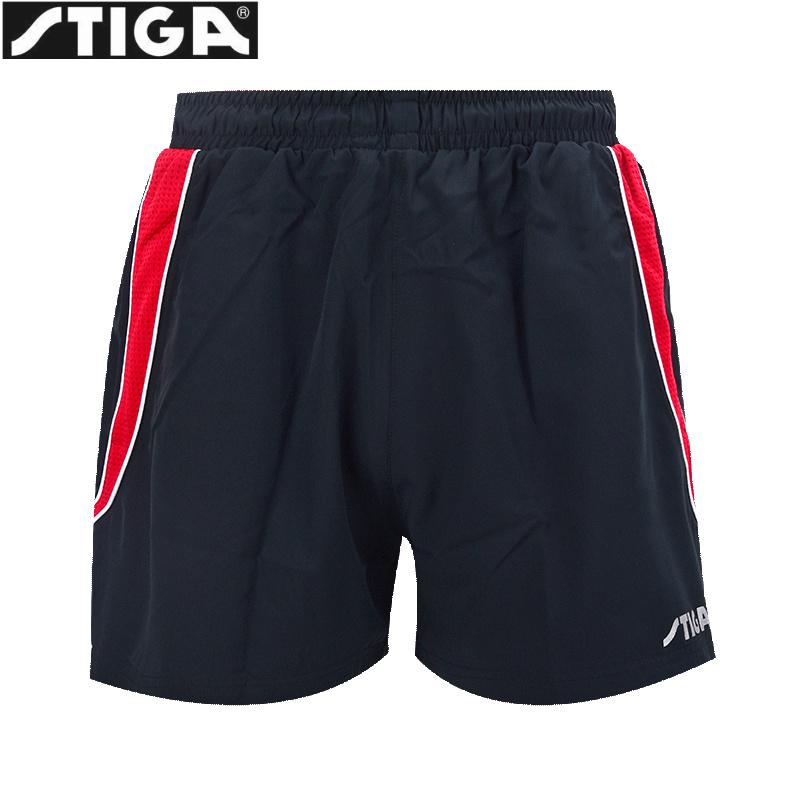 STIGA table tennis Shorts Quick Dry Sports Shorts ping pong clothing Sport T-shirts For Men women CA-72121 title=