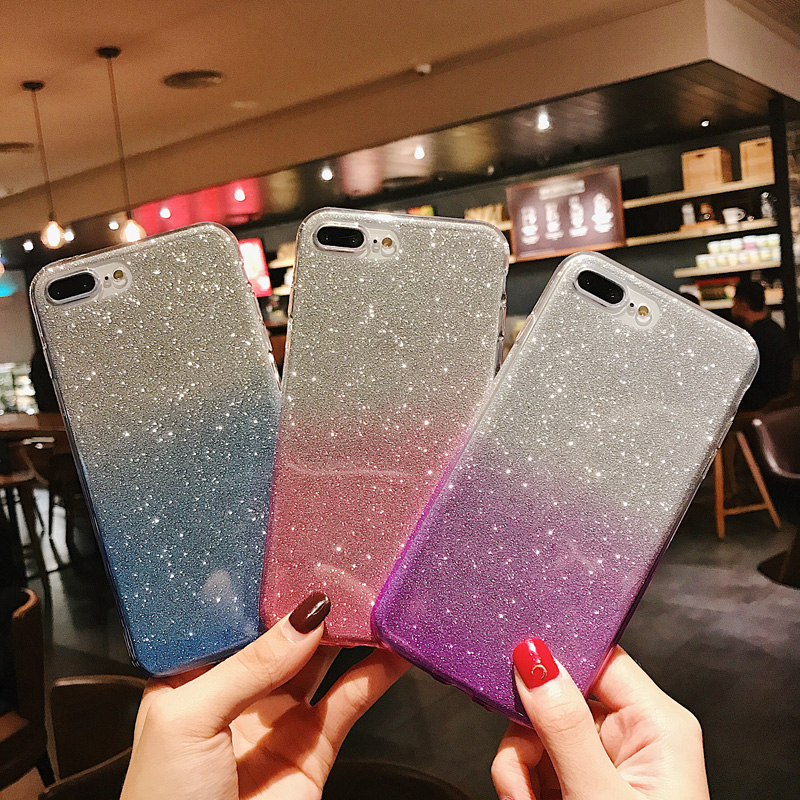 Luxury <font><b>Glitter</b></font> diamond TPU <font><b>Case</b></font> for <font><b>Nokia</b></font> 6 2018 5 6 8 7 Plus 3.1 Plus 5.1 <font><b>7.1</b></font> Plus X5 X7 8.1 9 Silicone Cover for <font><b>Nokia</b></font> 3.1 5.1 image