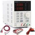 KA3005D Высокая точность программируемый DC Регулируемый источник питания цифровой лабораторный блок питания 30V 5A 4Ps mA 110V или 220V