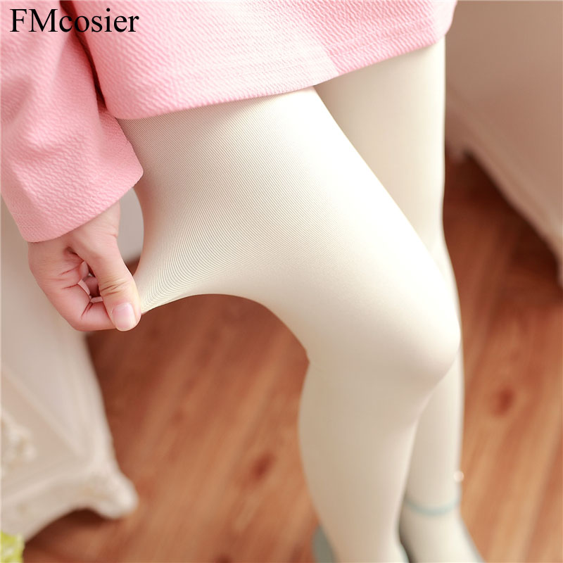 3 Pcs NEW Sexy Summer Women Dancing Tights White For Girls 80D Footed Pantyhose Stockings Adult Ballet Dance Velvet Rompers