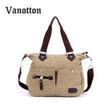 2016 women's bag handbag canvas bags for women fashion casual woman shoulder bag women messenger bags