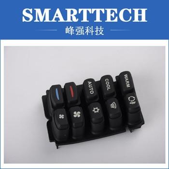 Rapid precision rubber  prototyping
