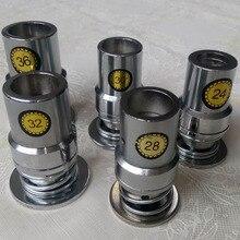16L-80L ткань покрытая кнопка втулка пресс-машина штампы прессформы ручной работы ткань кнопка инструмент штампы оптом