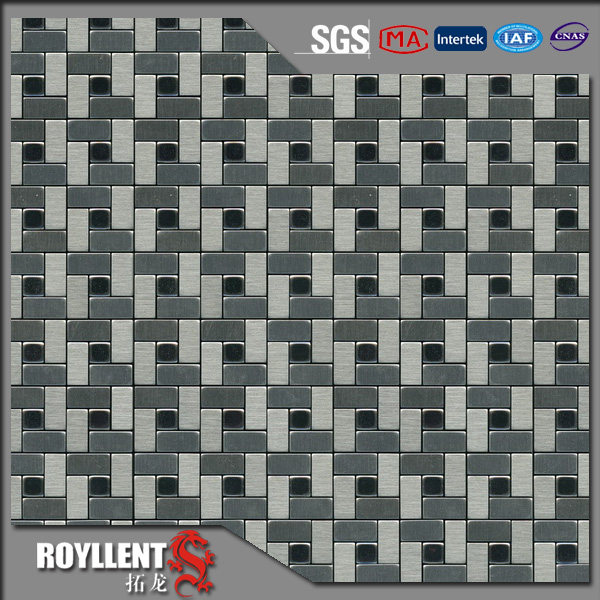 Royllent Acp Cheap Parquet Peel And Stick Adhesive Mosaic