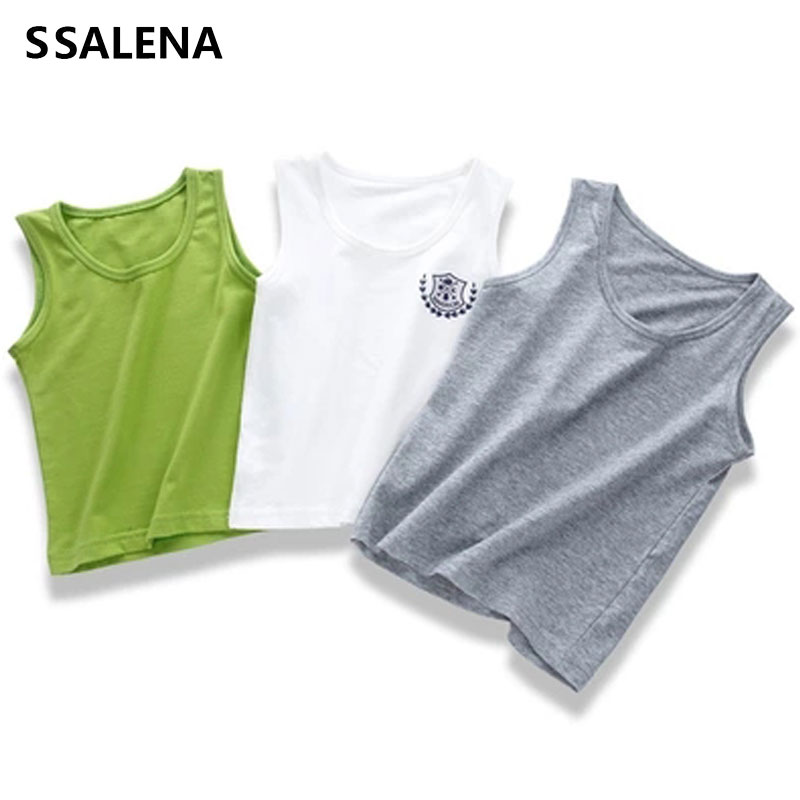 Girls Tank Tops camisole Sleeveless Undershirts 4 Pack 100/% Cotton Toddler Baby