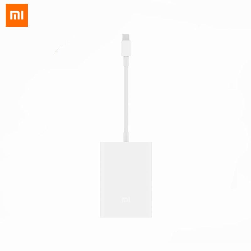 Original Xiaomi USB C to VGA Adapter 1000Mbps Gigabit Network Multifunction 5 in 1 Phone Computer