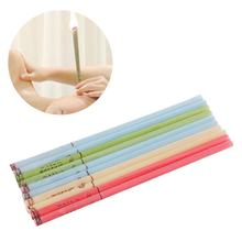 1 Pair Ear Candles Aromatherapy Therapy Natural Beewax Health Care Relax Ear Candling Sharpen Hearing Sense Ease Ear(China)