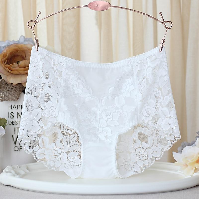 RUIN DT Women's Panties Women's Lace Panties Cotton Briefs Ladys Underwear