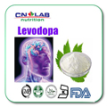 Высокое качество Чистого природного L-DOPA/Levodopa 99%