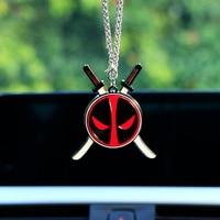 Deadpool Car Pendant Ornament (2 Different Designs) 8