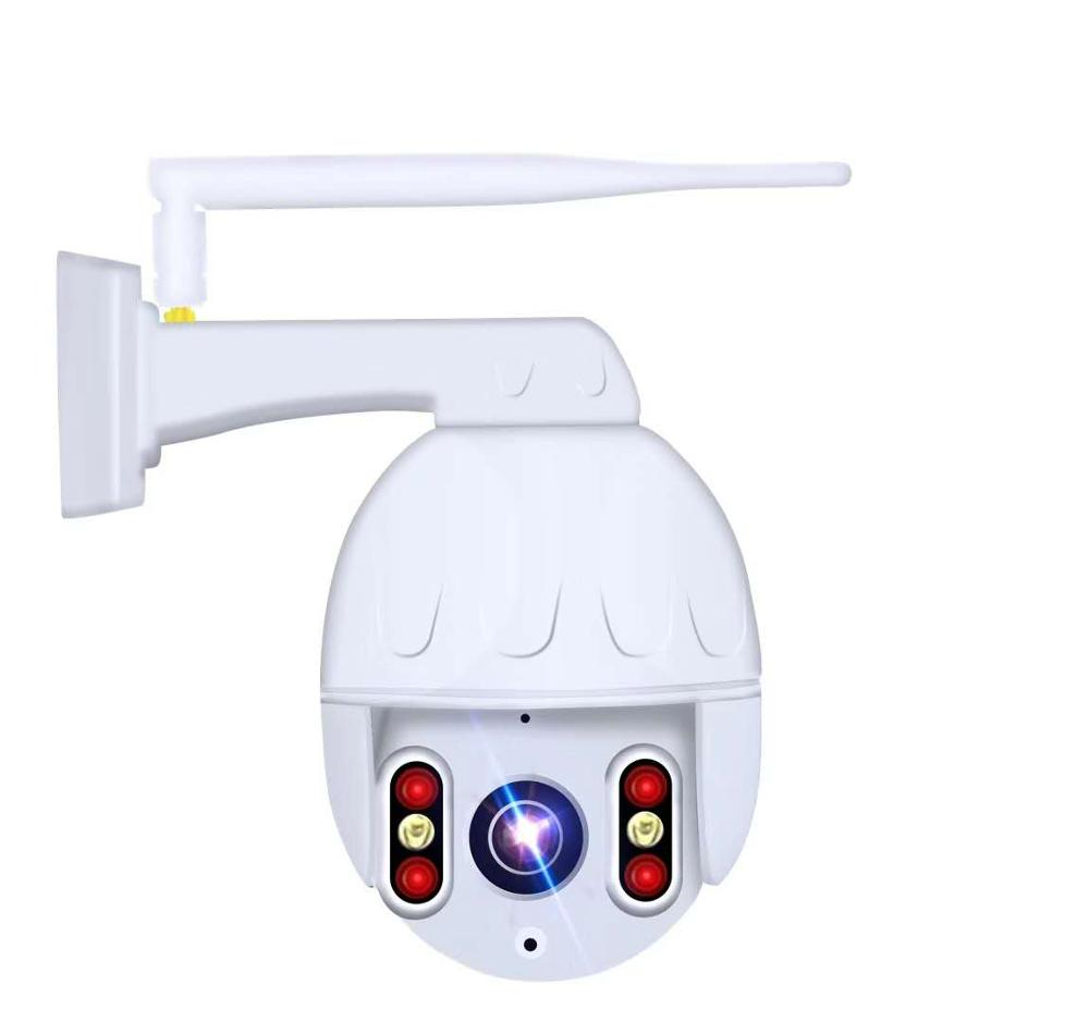 Dual, Wireless, Cctv, Wifi, Camera, Auto