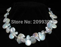 Hot sell >@@ N316 AAA 12mm Freshwater PEARL Loose Bead Half drill Pearl Top quality free shipping