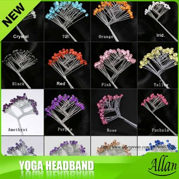 5 Stone Rhinestone Sprays Wedding Prom Bride Bouquet Decorations Beauty Corsage Accessories Rhinestone Picks dhl shipping