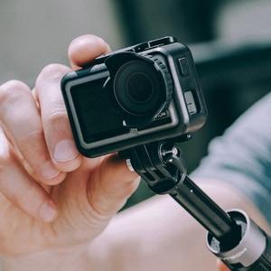 Image 5 - สำหรับ DJI OSMO ACTION เลนส์กล้องเลนส์บังแดดสำหรับ DJI OSMO ACTION อุปกรณ์เสริม