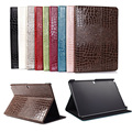 For Samsung Galaxy Note Pro P900 Cases Sparkle Crocodile Leather Flip Stand Tablet Cover for Samsung Galaxy Note Pro P900 12.2''