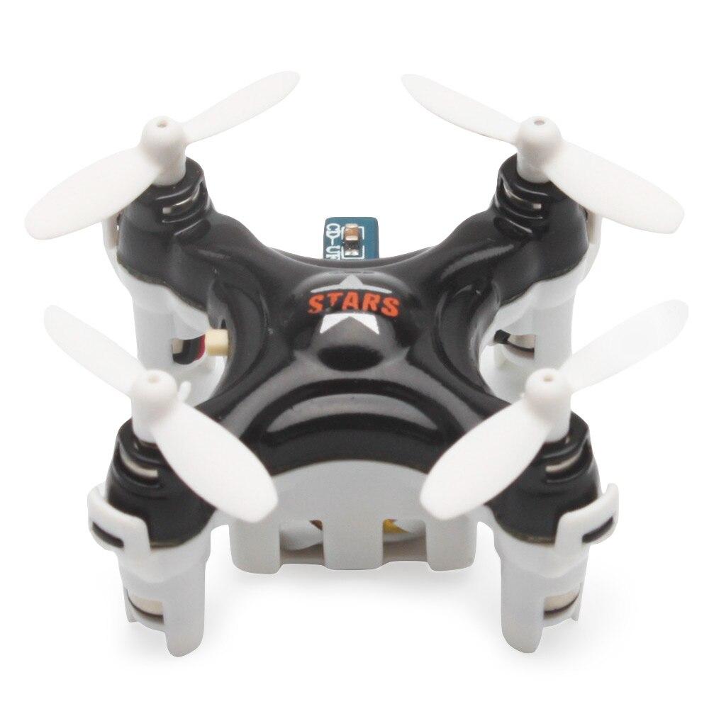Супер Мини радиоуправляемые Квадрокоптеры Drone Дрон 2.4 г 4CH 6 оси гироскопа Дистанционное управление Quadcopter самолета игрушка RTF детей со дня рождения подарки Игрушечные лошадки